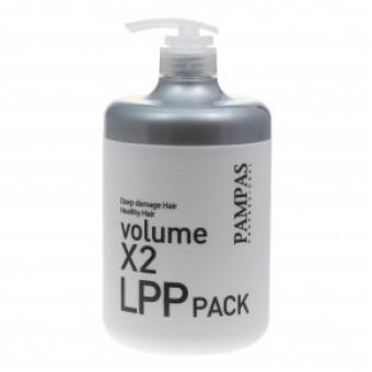 Маска для волос PAMPAS VOLUME X2 LPP