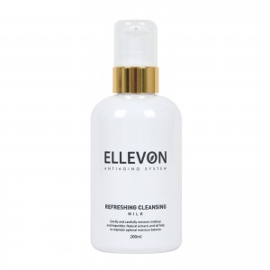 НОВИНКА от ELLEVON REFRESHING CLEANSING MILK