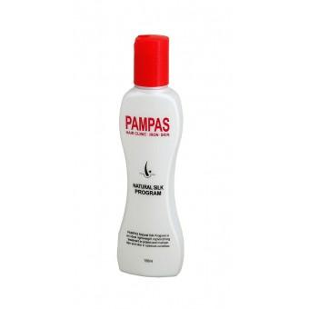 Эссенция для волос шелковая терапия PAMPAS